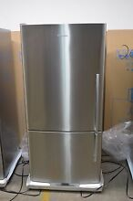 Fisher Paykel E522BLX5 31  Stainless Steel Bottom Freezer Refrigerator T 2  2727