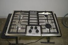 Bosch 500 Series NGM5055UC 30  Stainless Gas Cooktop