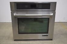 Jenn Air JJW2430WP 30  Stainless Single Electric Wall Oven NEW  01168