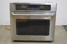 GE CT918STSS Cafe Series 30  Stainless Single Electric Wall Oven  873
