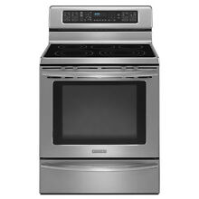 KitchenAid KERS308XSS 30  Stainless Electric Convection Range NEW Daily Deal