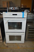 Frigidaire FFET3025PW 30  White Double Electric Wall Oven NOB T 2  15871