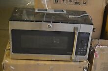 GE CSA1201RSS 30  Stainless Over the Range Microwave Speed Oven NOB  6343