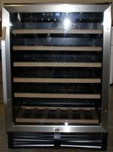 Avanti 24  50 Bottle Free Standing Wine Cooler WCR506SS