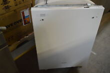 Whirlpool WDT720PADW 24  White Built In Dishwasher NOB  8959 T2