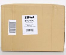 Zephyr ZRC01AZ Recirculating Kit for ZAZ E42AS 42 Inch Hood  Includes 3 Filters