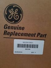 WD26X10051 GE DISHWASHER MOTOR PUMP ASSEMBLY