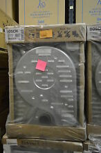Bosch WTVC533AUS 27  Anthracite Front Load Electric Dryer NIB  8656