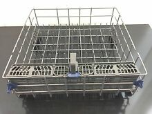 Whirlpool Dishwasher Lower Dishrack w Busket  W10380384 W10311986 W10350340