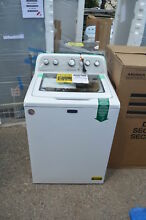 Maytag MVWX655DW 28  White Top Load Washer NOB  16517 T2 CLW