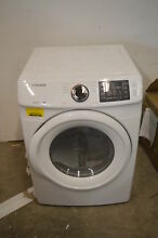 Samsung DV42H5000EW 27  White Front Load Electric Dryer NOB  12998
