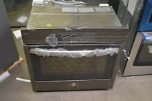 GE JT3000EJES 30  Slate Single Electric Wall Oven NOB  3385