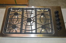 Frigidaire FFGC3625LS 36  Stainless Gas Cooktop w 5 Sealed Burners  6003
