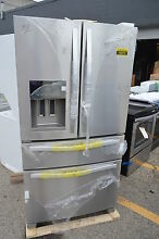 Whirlpool WRX735SDBM 36  Stainless French Door Refrigerator NOB  16875 T2