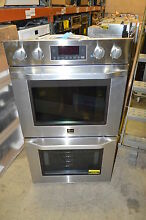 LG LSWD306ST 30  Stainless Double Electric Wall Oven NOB  17042