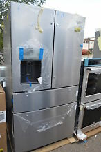 Whirlpool WRX988SIBM 36  Stainless French Door Refrigerator NOB  17467 T2