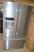 Maytag MFI2570FEZ 36  Stainless French Door Refrigerator NOB T2  15732