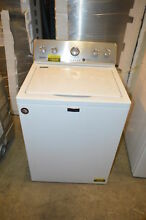 Maytag MVWC565FW 27  White Top Load Washer NOB T2  18009 CLW