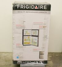 Frigidaire 4 5 Cu  Ft Frost Free Compact Refrigerator FFPS45B3QM PICKUP ONLY  L7