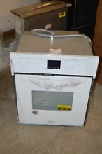 Whirlpool WOS51ES4EW 24  White Single Electric Wall Oven NOB  18112 T2