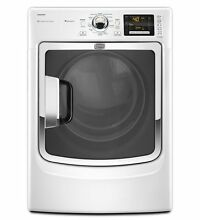 Maytag Maxima Eco MED7000XW 27  White Front Load Electric Steam Dryer NEW DEAL