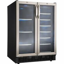 5 Cu  Ft  French Door Beverage Center