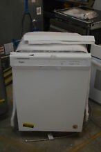 Whirlpool WDF320PADW 24  White Full Console Dishwasher NOB   18273 T2