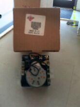 Whirlpool Kenmore Dryer Timer 693907  Free Shipping