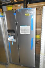 KitchenAid KRSC503ESS 36  Stainless Side by Side Refrigerator NOB  16025