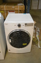 Whirlpool WED92HEFW 27  White Front Load Electric Dryer NOB  18411 T2 CLW