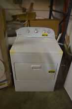 Whirlpool WED49STBW 30  White Front Load Electric Dryer NOB  18400 T2 CLW