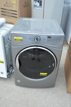 Whirlpool WED92HEFC 27  Chrome Shadow Front Load Electric Dryer NOB  18479 T2