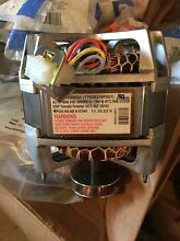 WH20X10063 GE Washer Motor Genuine OEM New