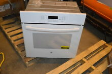 GE JK3000DFWW 27  White Single Electric Wall Oven NOB  19408