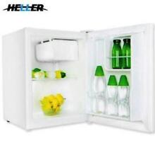 Heller 47L Mini Bar Fridge Electric Refrigerator Cooler Thermostat Control BFH6