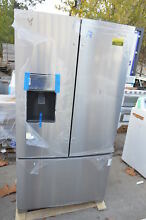 Whirlpool WRF736SDAM 36  Stainless French Door Refrigerator NOB  19498 T2