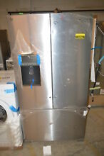 Whirlpool WRF736SDAM 36  Stainless French Door Refrigerator NOB  19284 T2 CLW