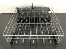 Whirlpool Dishwasher Lower Dishrack  w Basket   Wheel WPW10380385 W10360461