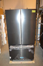 KitchenAid KRFF305EBS 36  Black Stainless French Door Refrigerator NOB  19607