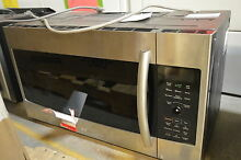 Samsung MC17F808KDT Stainless Steel Over the Range Microwave NOB  8275 WLK