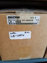 Maytag dryer motor LA 1044