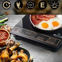 DuxTop Portable Induction Cooktop Countertop Burner  1800 Watt  9100MC 3DAYSHIP
