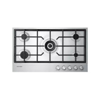 Fisher Paykel CG365DLPX1 36  Stainless Gas  Liquid Propane  Cooktop NIB  19821