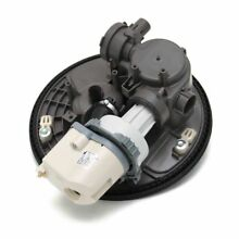 Whirlpool  WPW10482480 Dishwasher Pump and Motor Assembly for