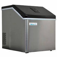 Countertop Clear Ice Maker   40 Lbs   NewAir ClearIce40