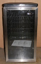 Danby Premiere 35 Bottle 18  Wine Cooler Cellar Stainless Steel Trim DWC3509EBLS