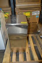 Perlick H50IMSR 15  Stainless  right hinge  Clear Ice Maker NOB  20935