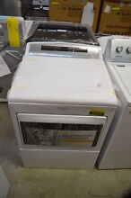 Whirlpool WGD7500GW 27  White Front Load Gas Dryer NOB T2  20524 CLW