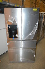 KitchenAid KRMF706ESS 36  Stainless Multi Door Refrigerator NOB  19422