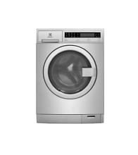 Electrolux EFLS210TIS 24  Stainless Front Load Washer NOB  21617 18